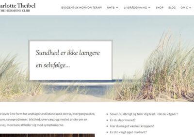 Hjemmeside lavet af Captcha: kenddinehormoner.dk
